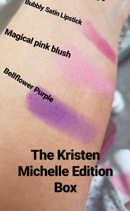 The Kristen Michelle Edition Box - Exotic Vixen Cosmetics