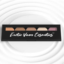 Load image into Gallery viewer, Stripped Natural Palette - Exotic Vixen Cosmetics