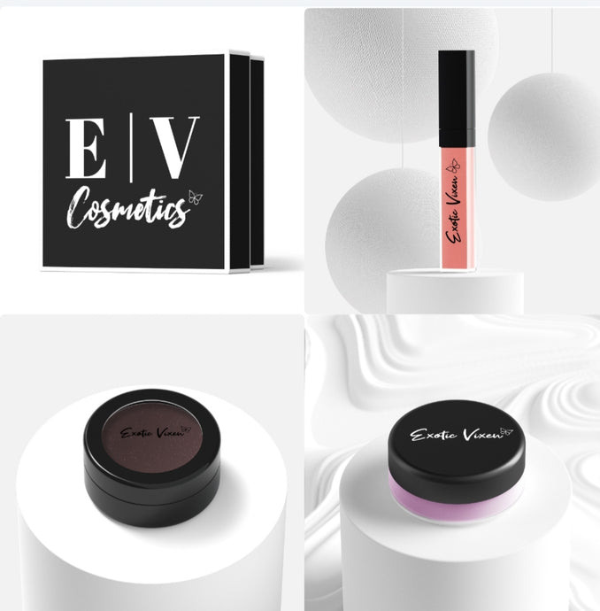 The Little Black Box - Exotic Vixen Cosmetics