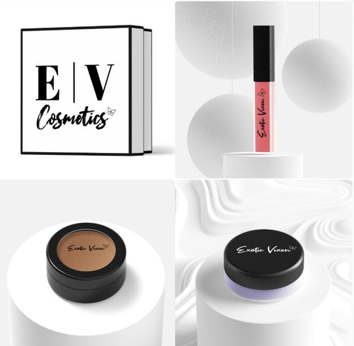 The Sweet Nothings Box - Exotic Vixen Cosmetics