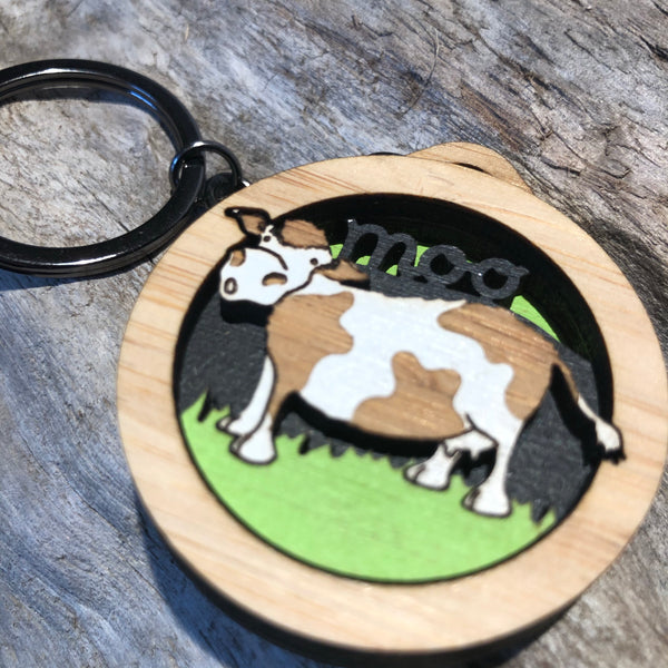 Animal keyrings