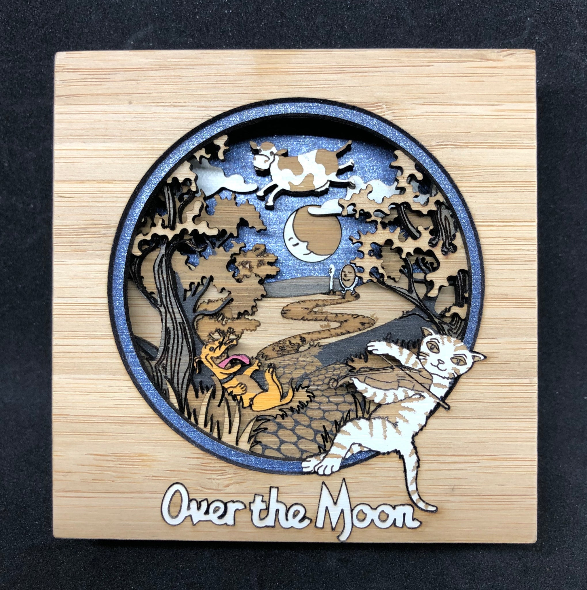 Over The Moon MiniArt