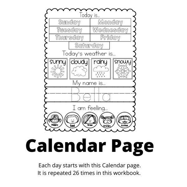 Themed Workbooks