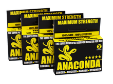 Load image into Gallery viewer, anaconda pills, male enhancement pills, yellow pills