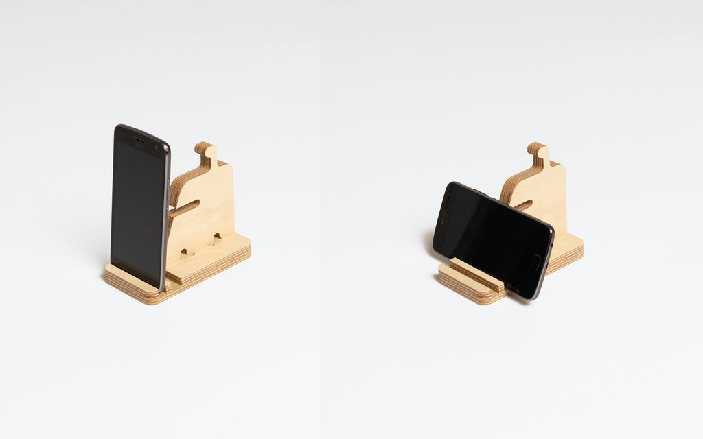 Phone Stand - vertical positions