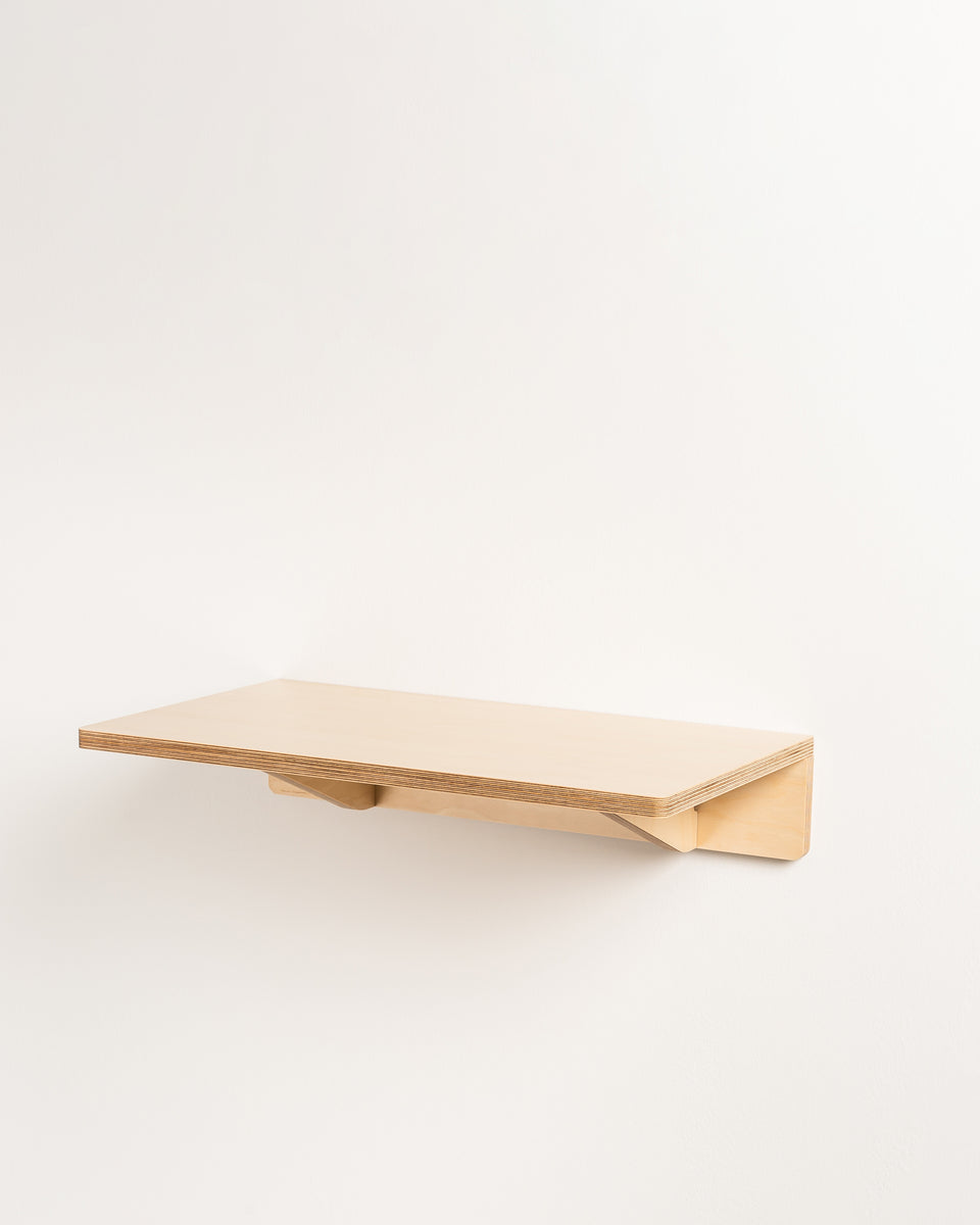 ON #1 | Flat shelf - 30 cm deep