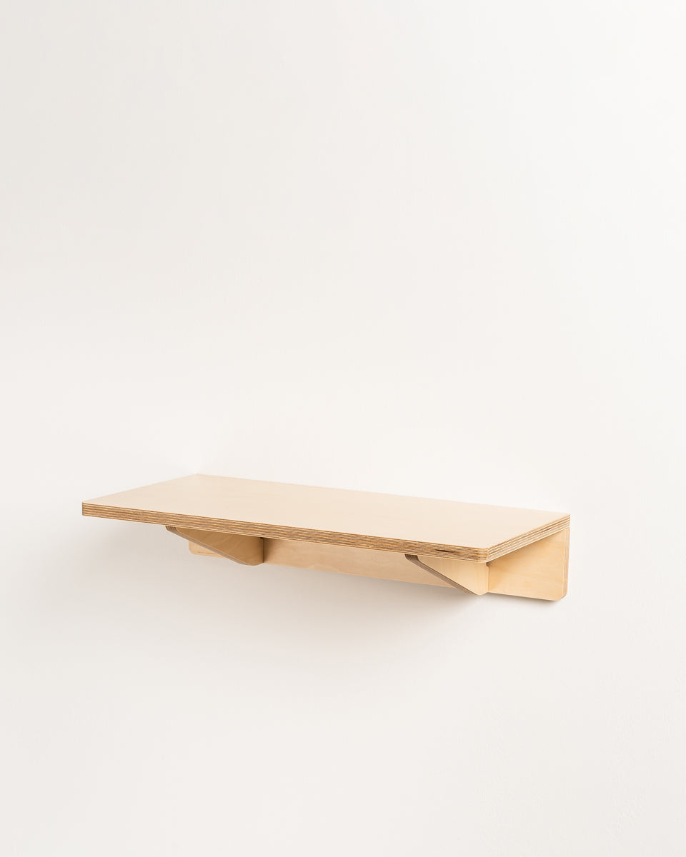 ON #1 | Flat shelf - 25 cm deep