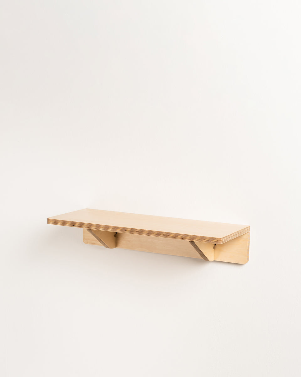 ON #1 | Flat shelf - 20 cm deep