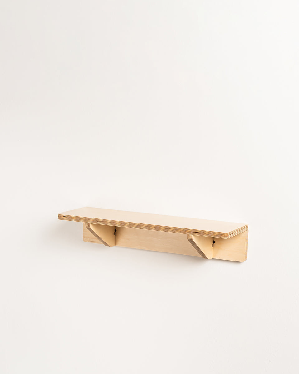 ON #1 | Flat shelf - 15 cm deep