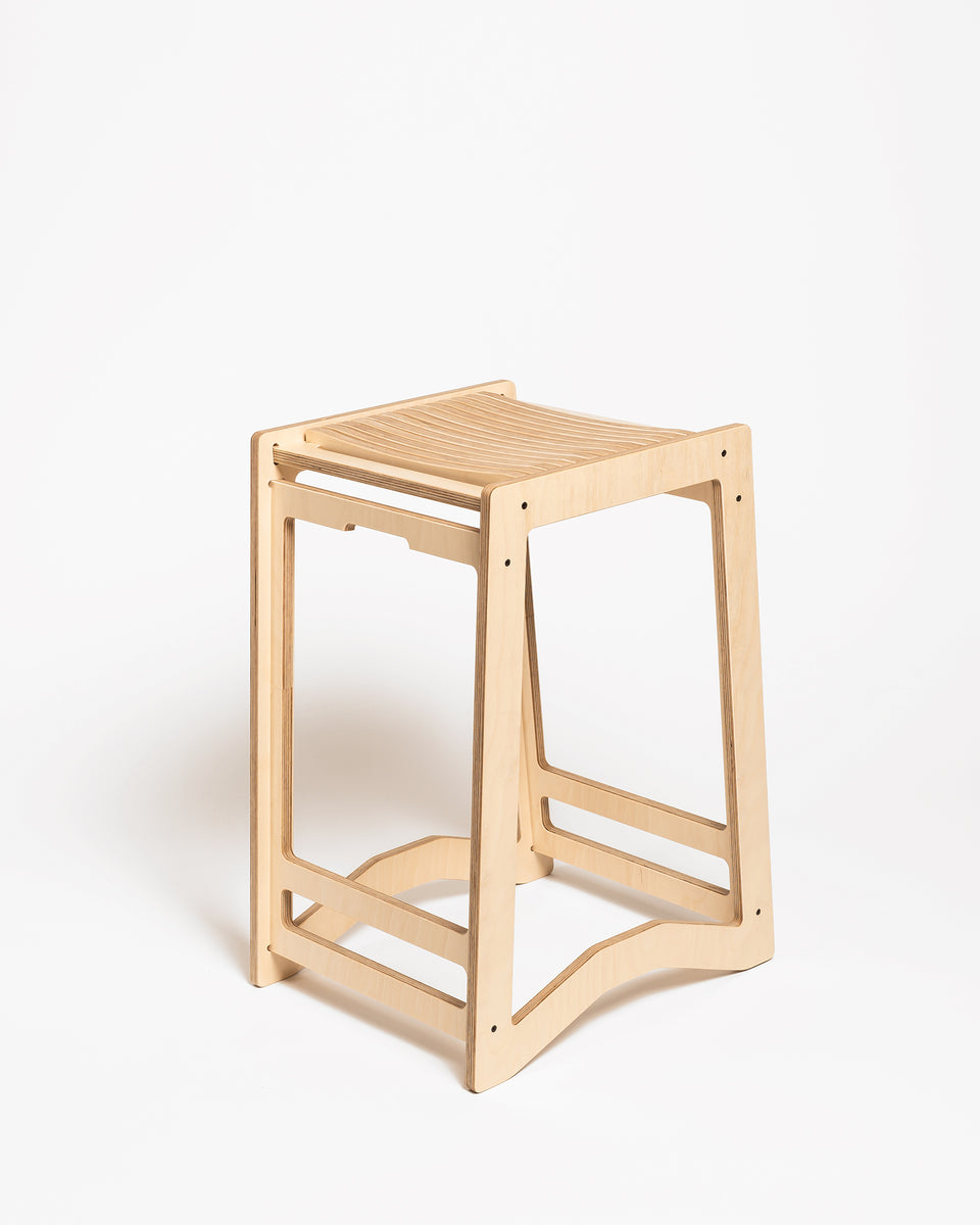 HEX #1 | High stool 62 cm - main view