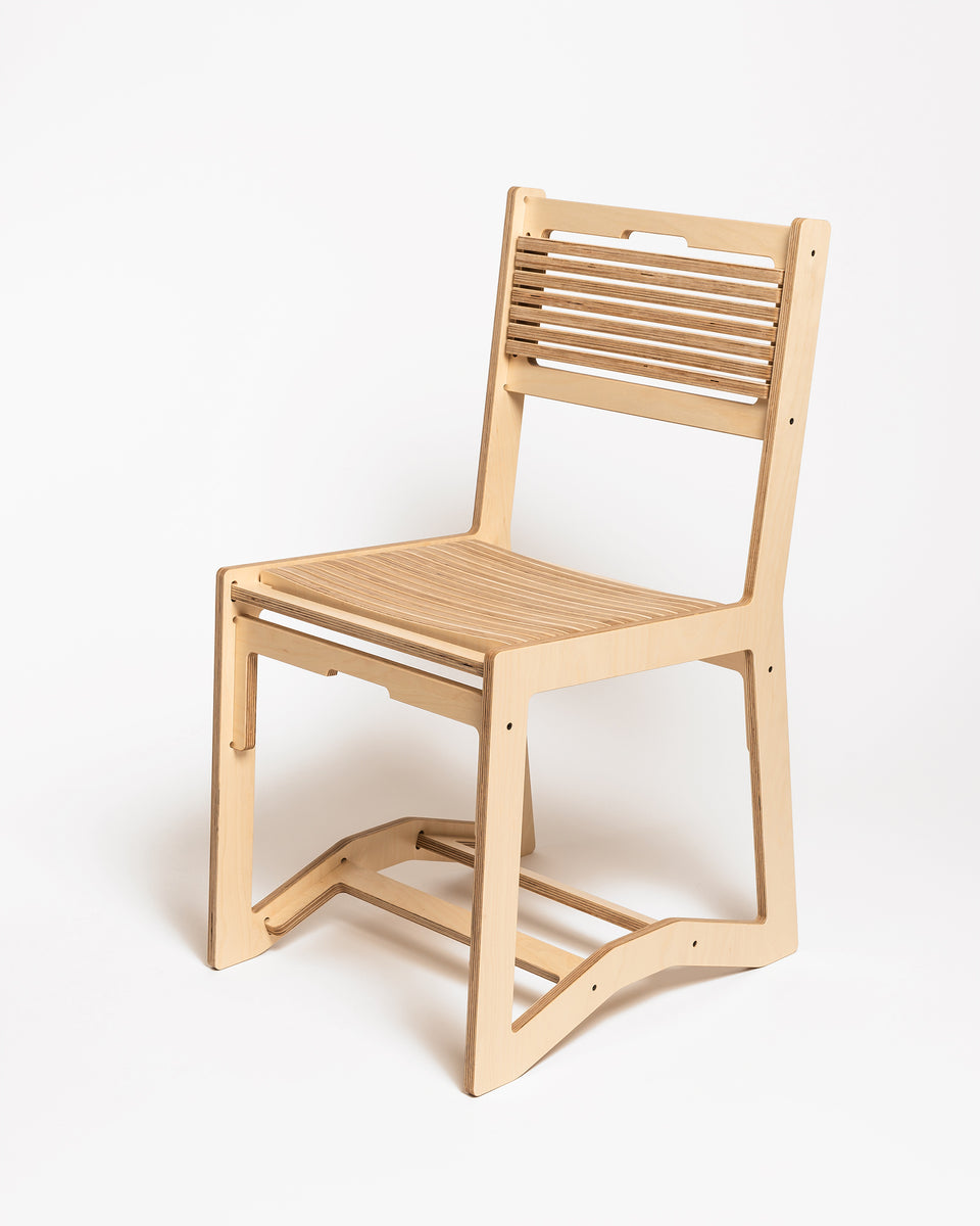 HEX #2 | Dining chair - main view