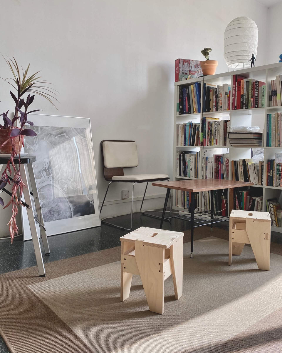 IN #1 | Small stackable stools