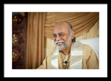 Load image into Gallery viewer, Sri Bhagavan - Framed Print