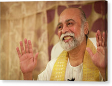 Load image into Gallery viewer, Sri Bhagavan - Canvas Print
