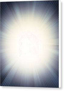 Supreme Light Of Supreme Love - Canvas Print