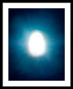 The Great Compassionate Light - Framed Print