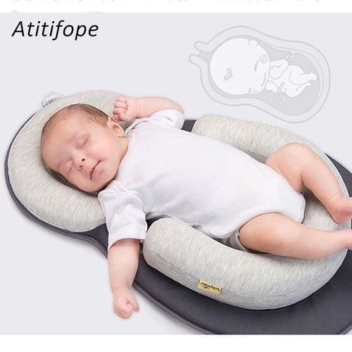 Portable comfort baby cotton bed travel - humblebeez boutique
