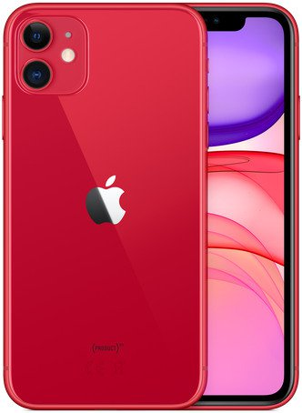 iPhone 11 128GB PRODUCT RED