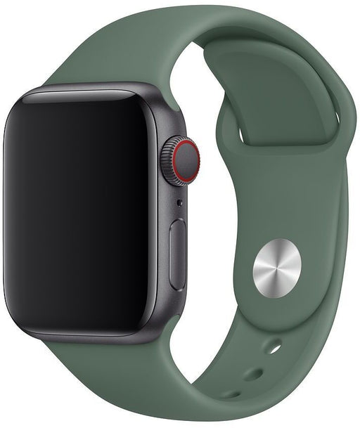 Apple 40mm Pine Green Sport Band - S/M & M/L