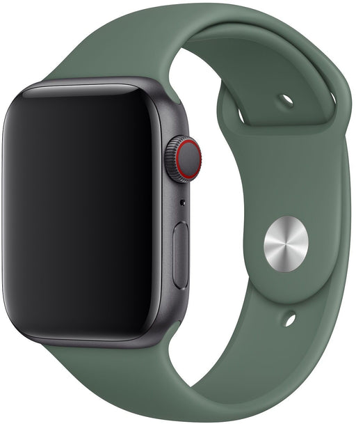 Apple 44mm Pine Green Sport Band - S/M & M/L