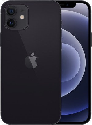 iPhone 12 64GB Black