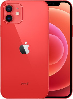 iPhone 12 128GB (PRODUCT)RED