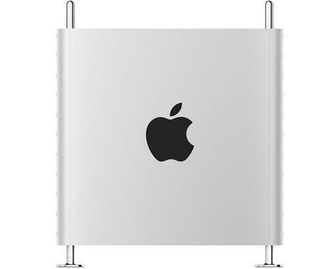Mac Pro - Tower 4TB SSD 384GB Intel Xeon W  24-Core 2.7GHz 2kpl Radeon Pro Vega II joissa 32GB HBM2 muistia Afterburner Renkailla Magic Mouse 2 Magic Keyboard numeronäppäimistöllä