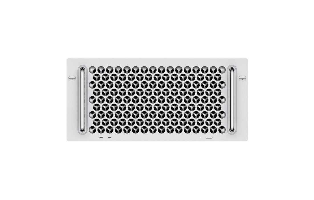 Mac Pro - Rack 4TB SSD 48GB 6x8 Intel Xeon W  16-Core 3.2GHz Radeon Pro 580X 8GB GDDR5 Afterburner  Magic Mouse 2 Magic Keyboard numeronäppäimistöllä