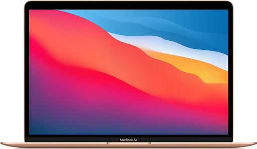 MacBook Air 13inch 8GB UDF 256GB SSD Apple M1 chip with 8‑core CPU 7‑core GPU and 16‑core Neural Engine Gold