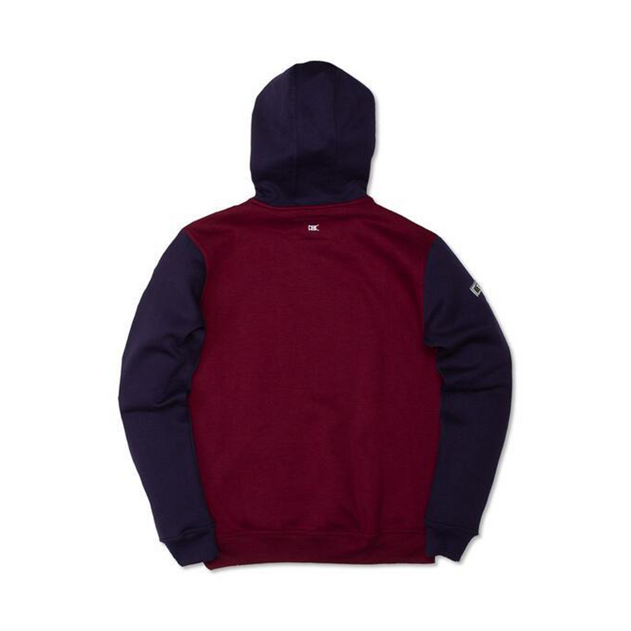 Snow Cone Hoodie, Red