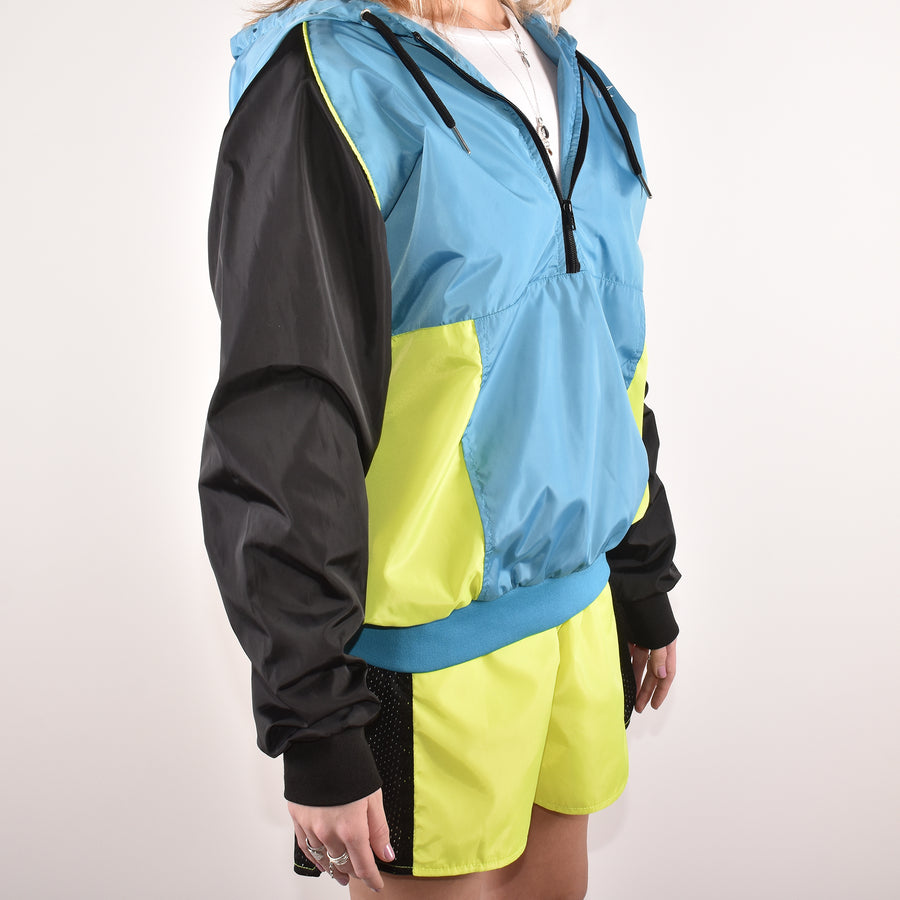 Women's Bruckner Windbreaker, Teal