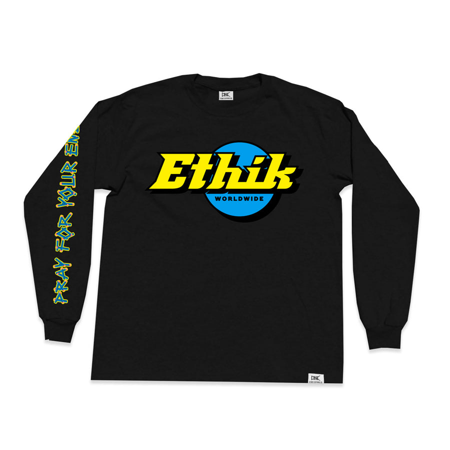 Nerf Long Sleeve, Black