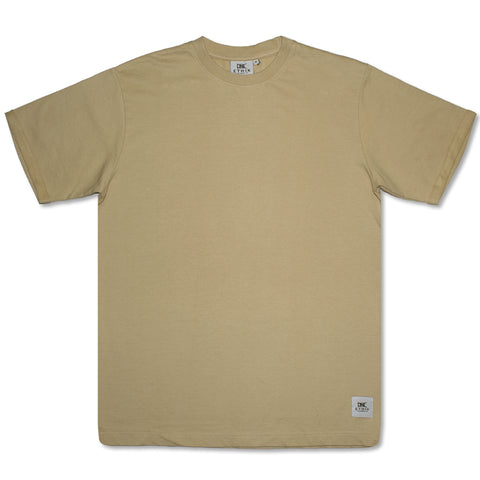 Ethik, French Terry Tee, Khaki