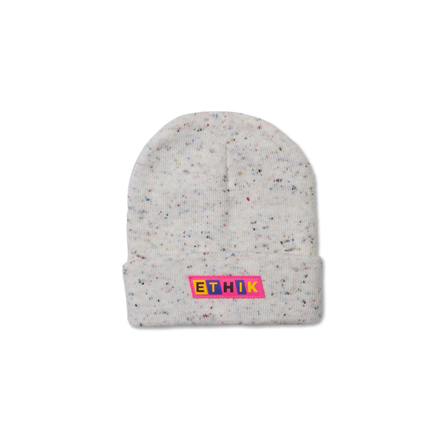 Speckled Beanie, Grey