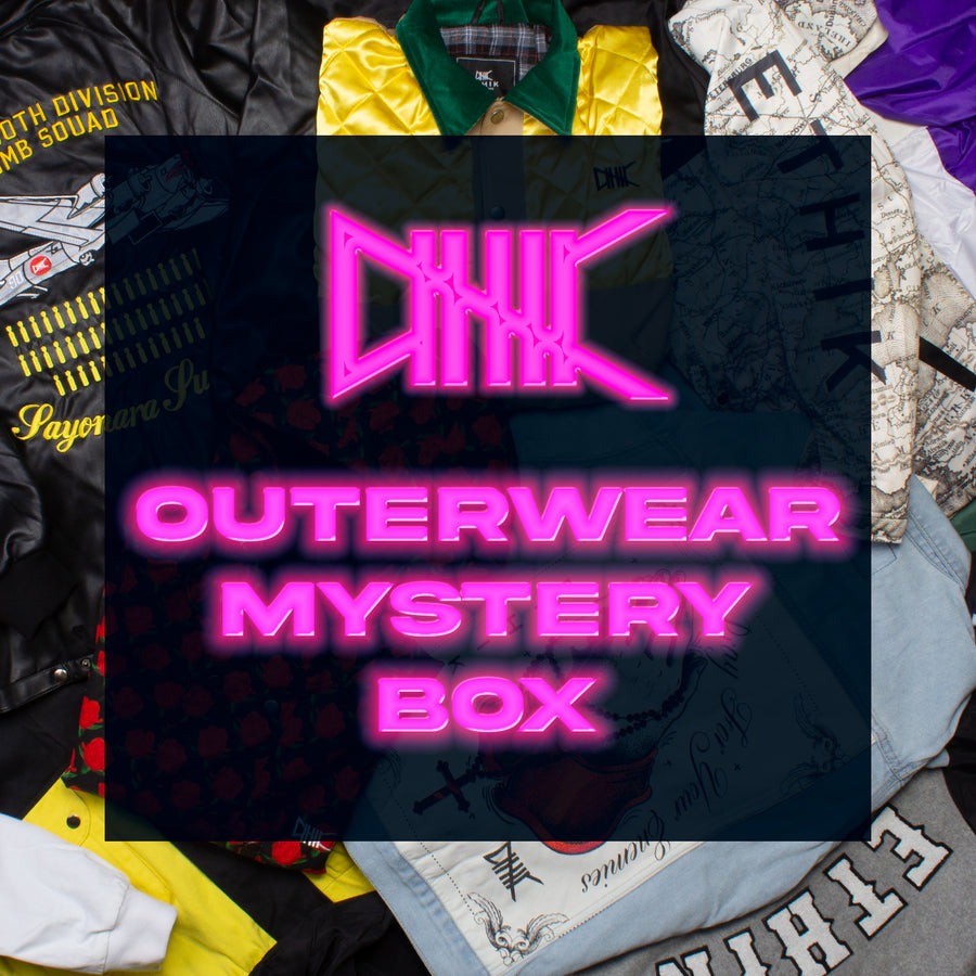 Holiday | Outerwear Mystery Box