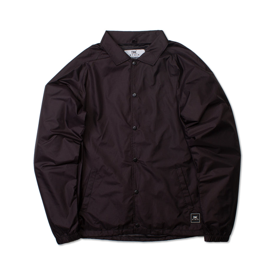 Canal Coach Jacket, Black