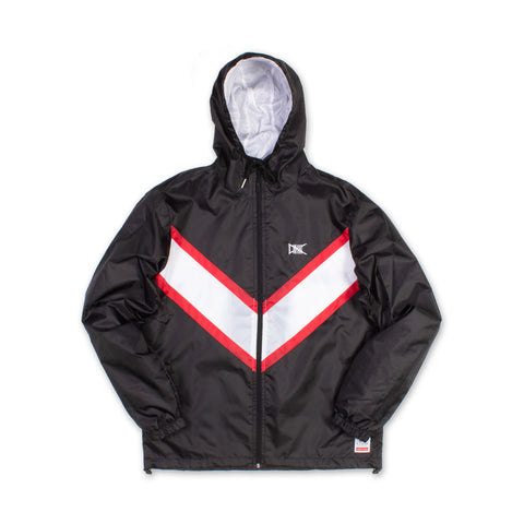 Ethik x Hobie Doan Signature Windbreaker, Black