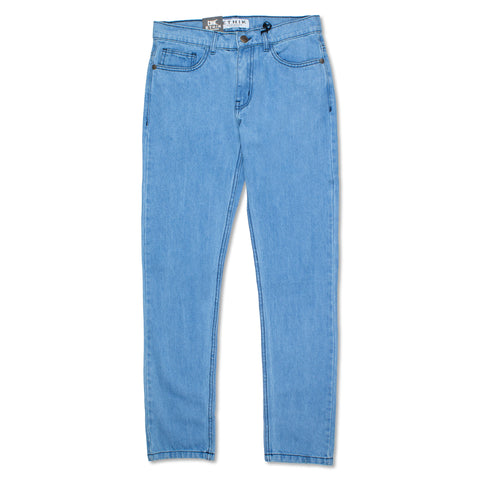 Ethik, Standard Issue Slim Fit, Light Stone Wash