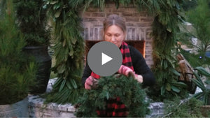 Wreath Tutorial (FREE with purchase of the garland tutorial)