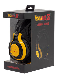 Headphone Gaming Dragon Ball Z