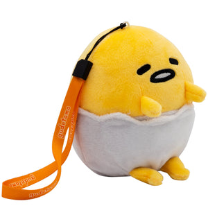 Gudetama shell plush 4in