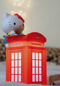 tknusa - Hello Kitty Wireless Charger London Phone Booth - Wireless Charger