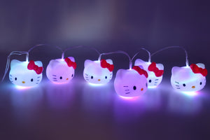 Hello Kitty 3D Fairy Lights