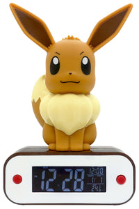 Eevee Light-up 3D figurine Alarm Clock