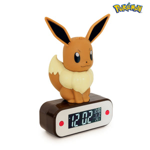 tknusa - Eevee Lamp Alarm Clock - LED Lamp