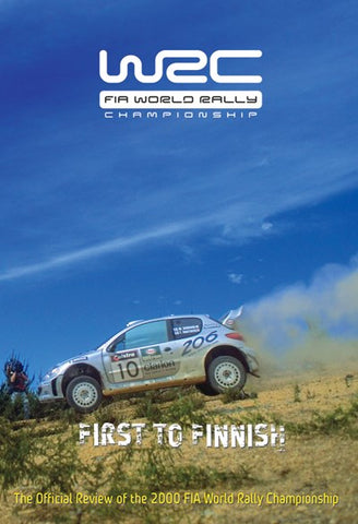 DVD - WRC Official Review 2000