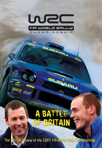2001 WRC Full Season Review DVD
