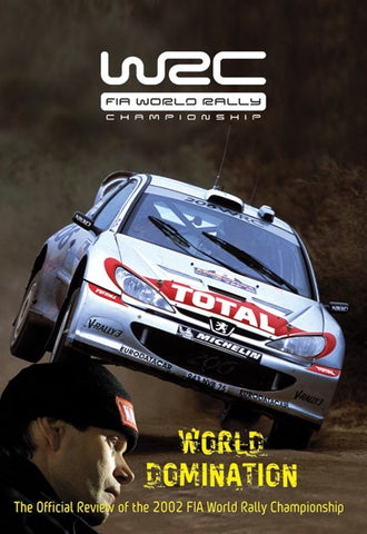 2002 WRC Full Season Review DVD