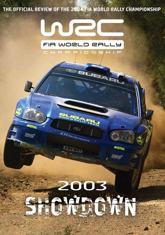 DVD - WRC Official Review 2003