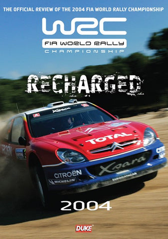 DVD - WRC Official Review 2004